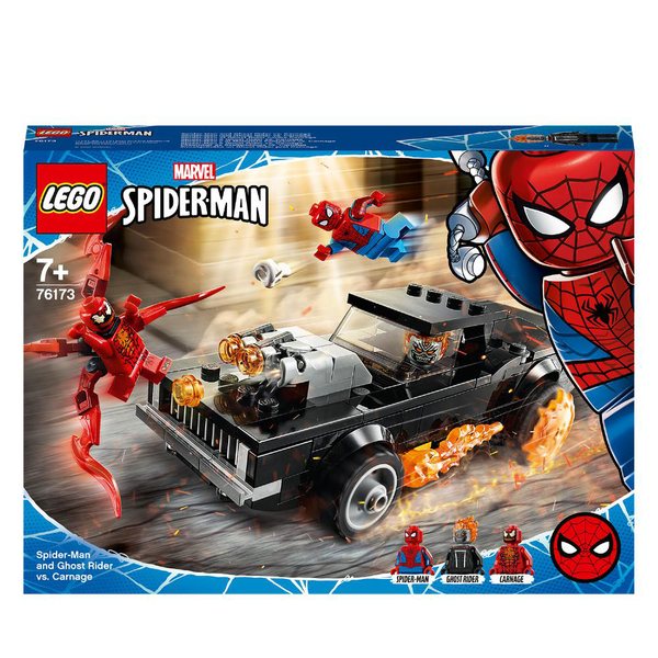 76173 - LEGO® Marvel Super Heroes - Spider-Man et Ghost Rider contre Carnage
