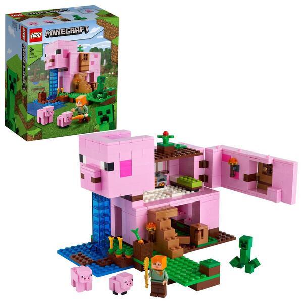 21170 - LEGO® Minecraft - La Maison Cochon