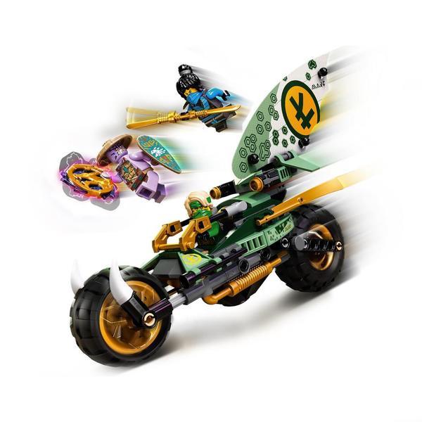 71745 - LEGO® Ninjago - La moto de la jungle de Lloyd