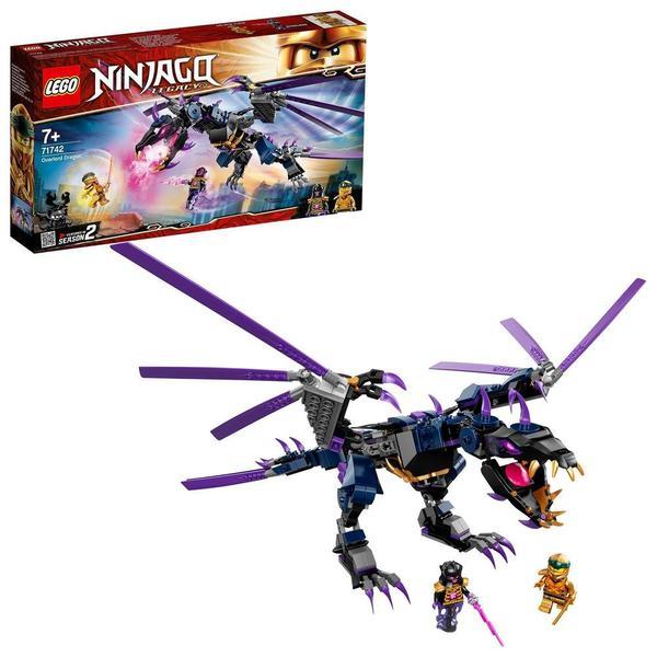 71742 - LEGO® Ninjago - Le dragon d'Overlord