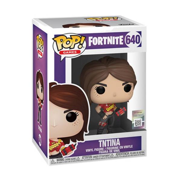 Figurine Funko Pop Fortnite Tntina