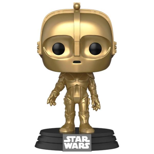 Figurine C-3PO Star Wars Concept Series - Funko Pop