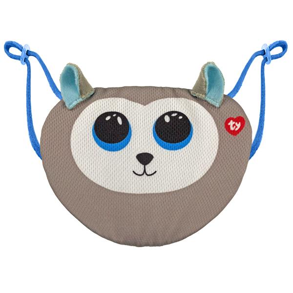 Masque de déguisement Ty Slush le husky