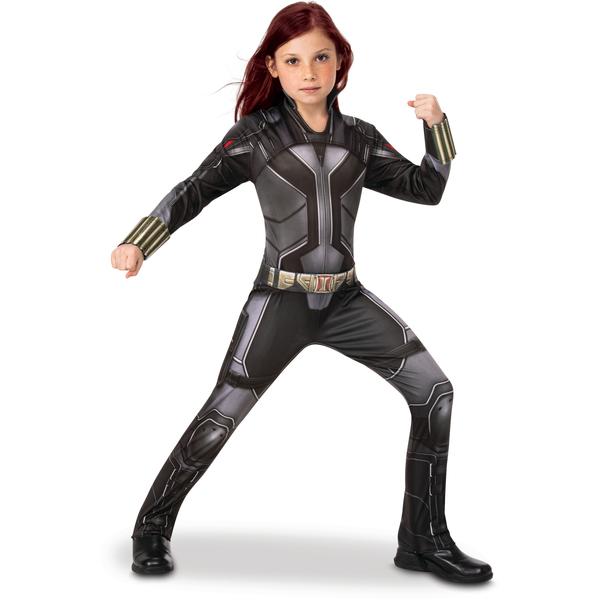 Déguisement Black Widow - 5/6 ans