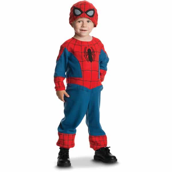 Déguisement Spiderman - 2/3 ans