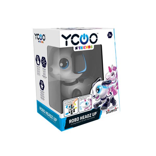 Mini chien Robot intéractif - YCOO - Robot chiot - 13 cm