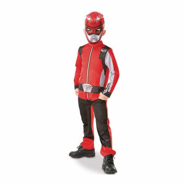Déguisement Power Rangers rouge - taille M