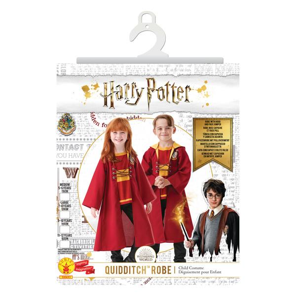 Déguisement Harry Potter Quidditch - Taille L