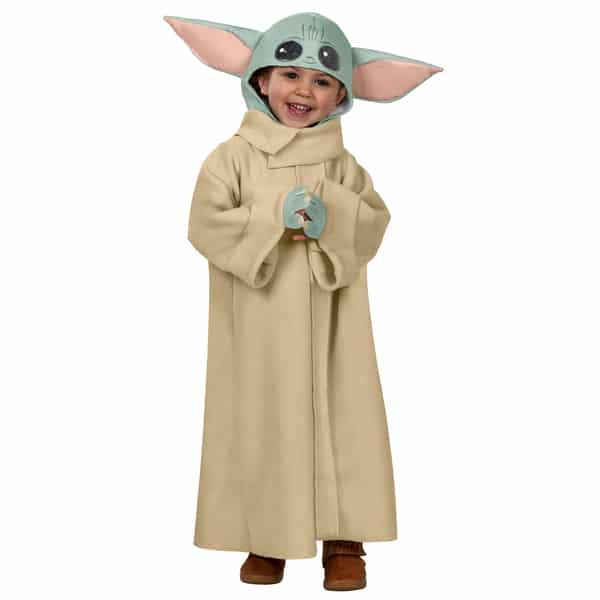Déguisement Baby Yoda - Star Wars The Mandalorian - 4/6 ans