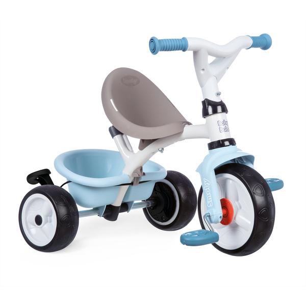 Tricycle évolutif Baby Balade Plus bleu