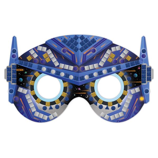 Les ateliers du calme - Masques en mosaïques
