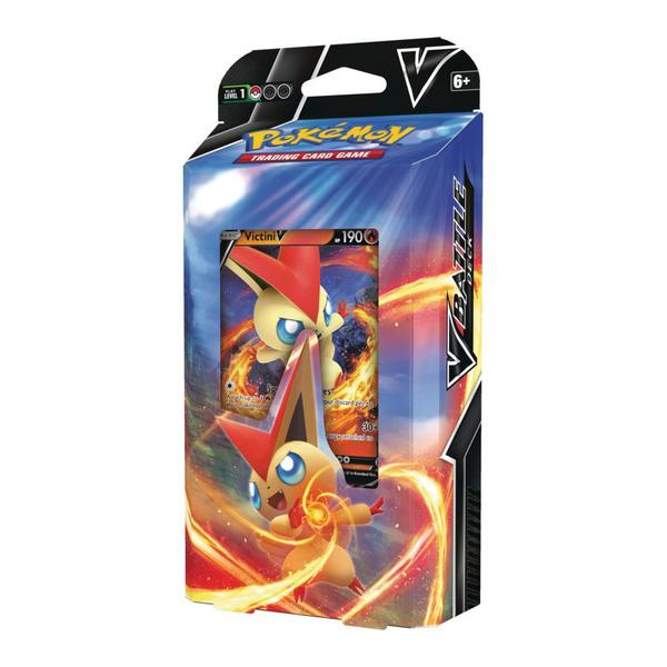 Kit Initiation Pokémon été 2021 Victini-V
