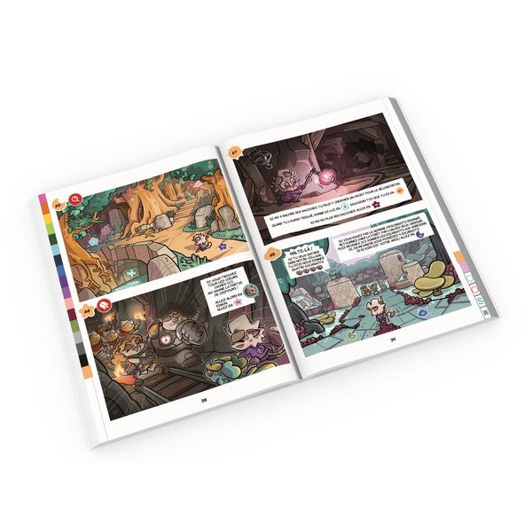 Chatons et dragons - La BD dont tu es le petit héros