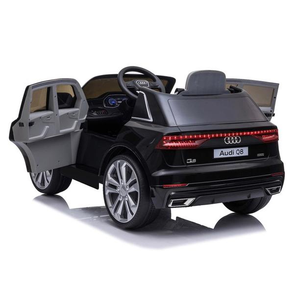 Véhicule électrique Audi G8 12V Noir