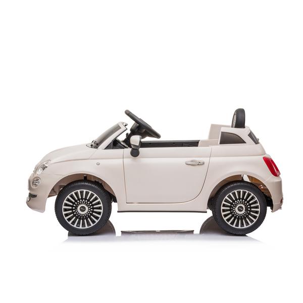 Voiture électrique Fiat 500 12V
