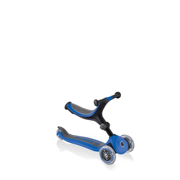 Trottinette évolutive - 4 en 1 - Bleu marine