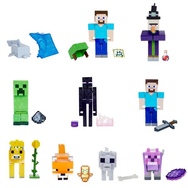 Minecraft - Mini figurine 8cm
