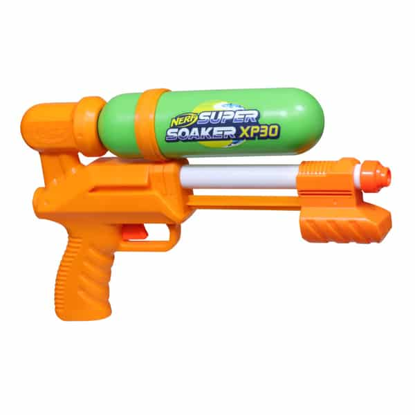 Pistolet à eau Nerf Super Soaker - XP30-AP