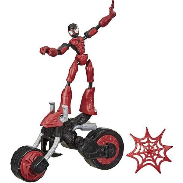 Figurine 15 cm Flex Rider Spiderman - Bend and Flex