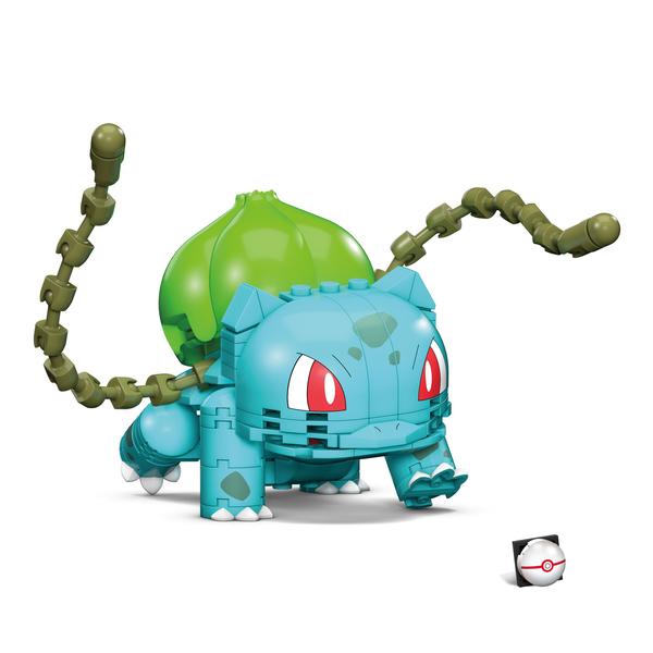 Bulbizarre - Pokémon à construire