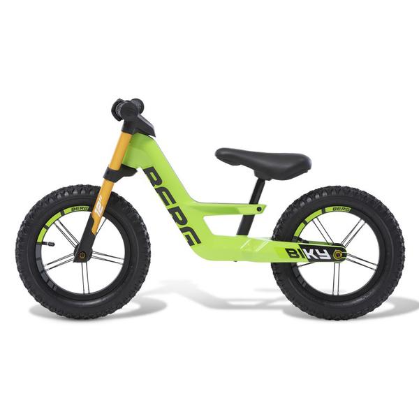 Draisienne Biky Cross Verte