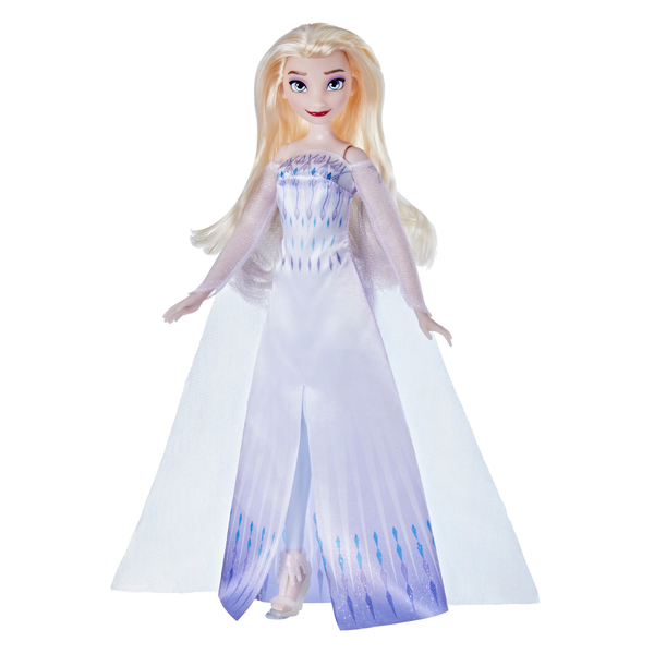 Poupée Elsa Reine - La Reine des Neiges 2