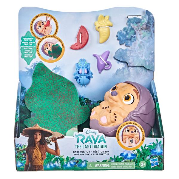 Bébé Tuk Tuk - Raya et le dernier dragon