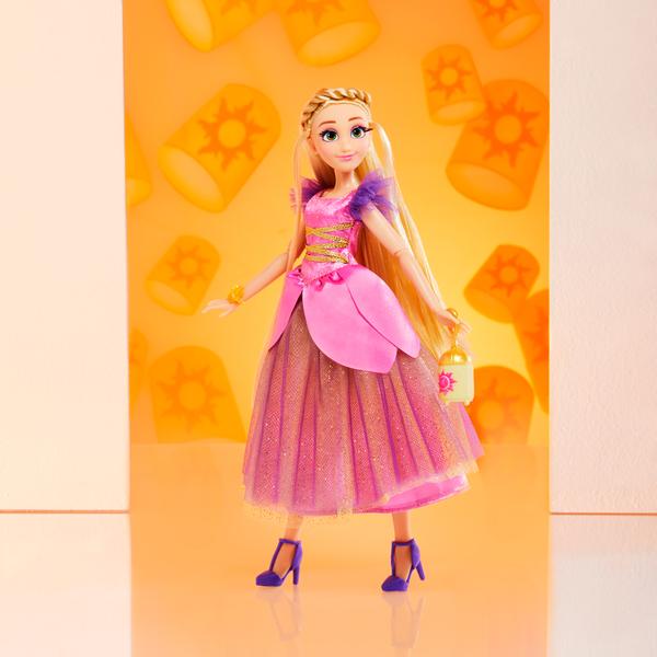 Poupée Raiponce Style Series 2 - Disney Princesses