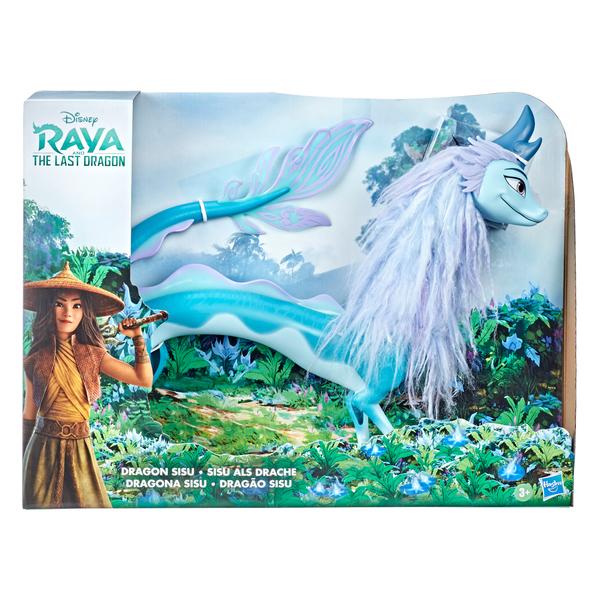 Dragon Sisu - Raya et le dernier dragon