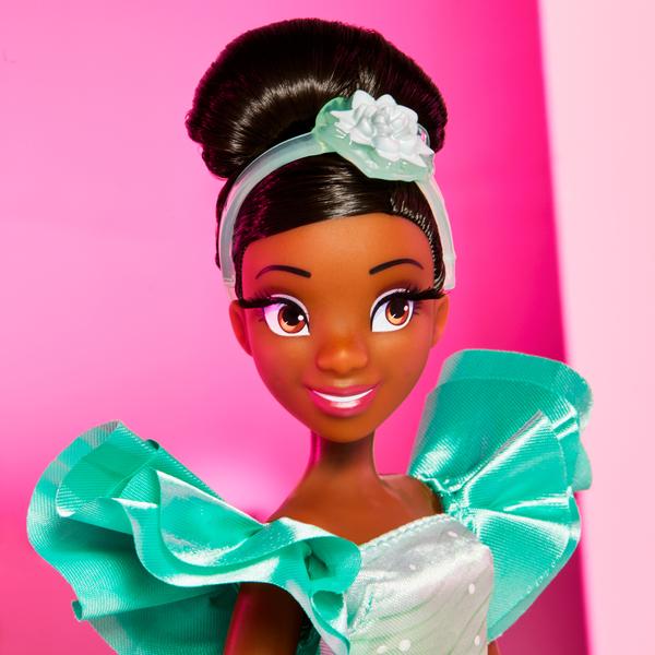 Poupée Tiana Style Series - Disney Princesses