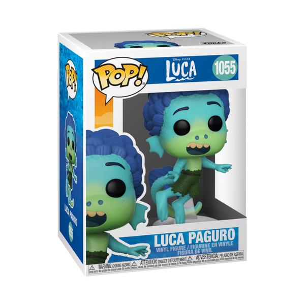 Figurine Luca Monstre Marin - Funko Pop