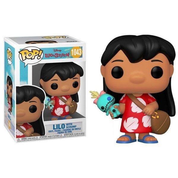 Figurine Lilo - Lilo & Stitch - Funko Pop