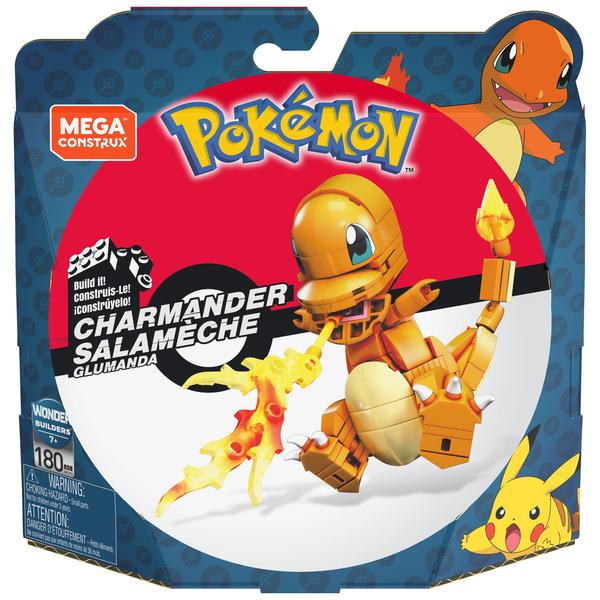 Salamèche - Pokémon à construire