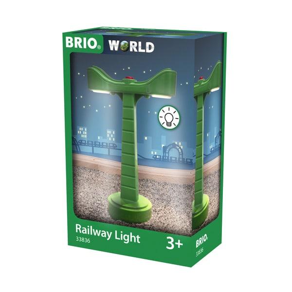 Éclairage ferroviaire Brio