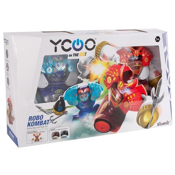 2 Robots de Combat - YCOO - Robots Kombat Samouraï