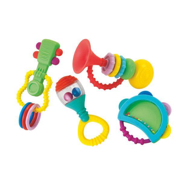 Coffret dentition instruments de musique
