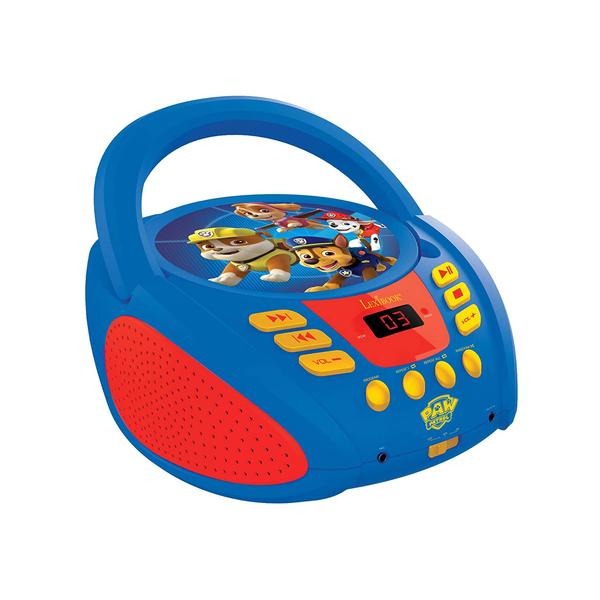 Lecteur CD Bluetooth Paw Patrol