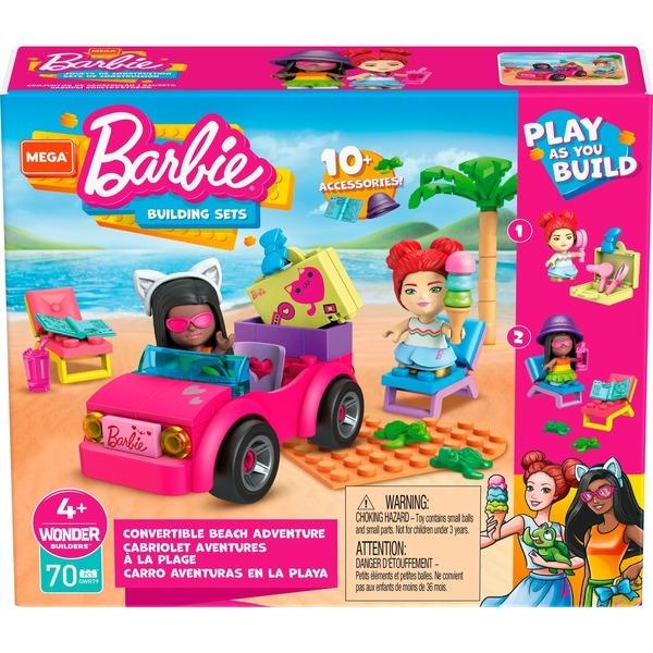 Mega Construx Barbie - Coffret Aventures à la plage