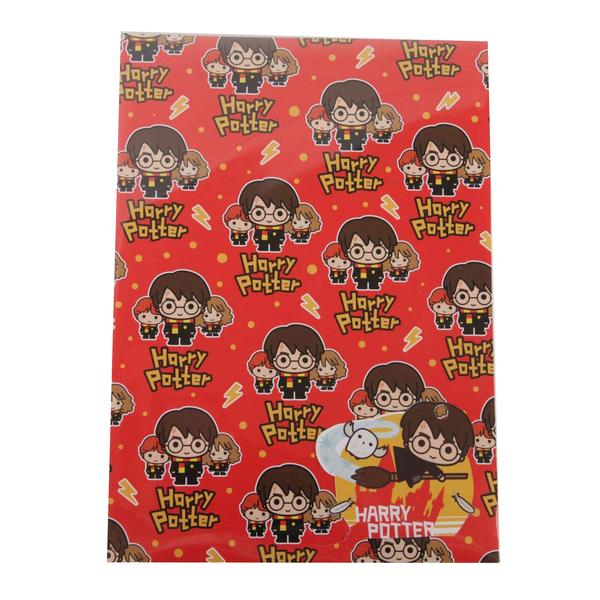 Papier cadeau Harry Potter