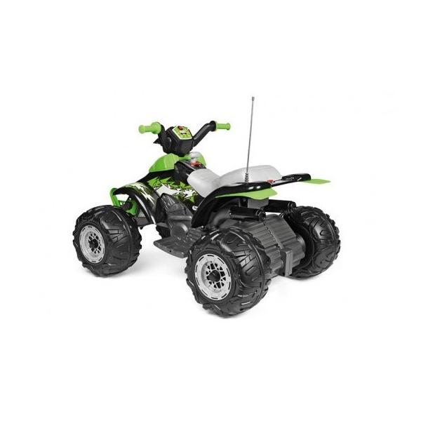 quad corral t rex 12volts peg perego king jouet v hicules lectriques peg perego sport et. Black Bedroom Furniture Sets. Home Design Ideas