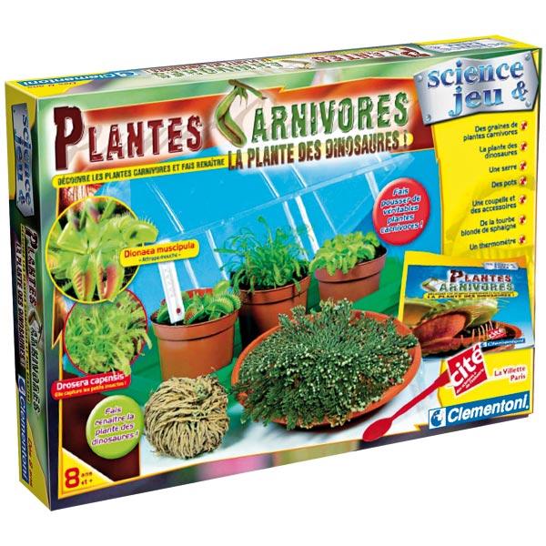 plante carnivore prehistorique
