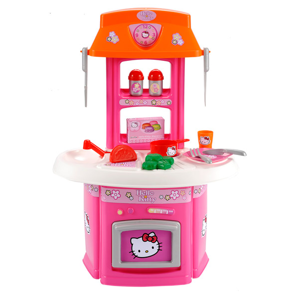 Cuisine hello kitty for Cuisine king jouet