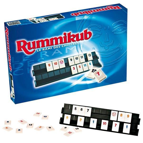 Rummikub Chiffres Hasbro King Jouet Jeux De R 233 Flexion