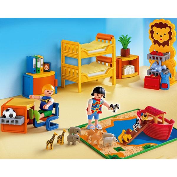 4287 chambre des enfants de playmobil - Playmobil chambre enfant ...