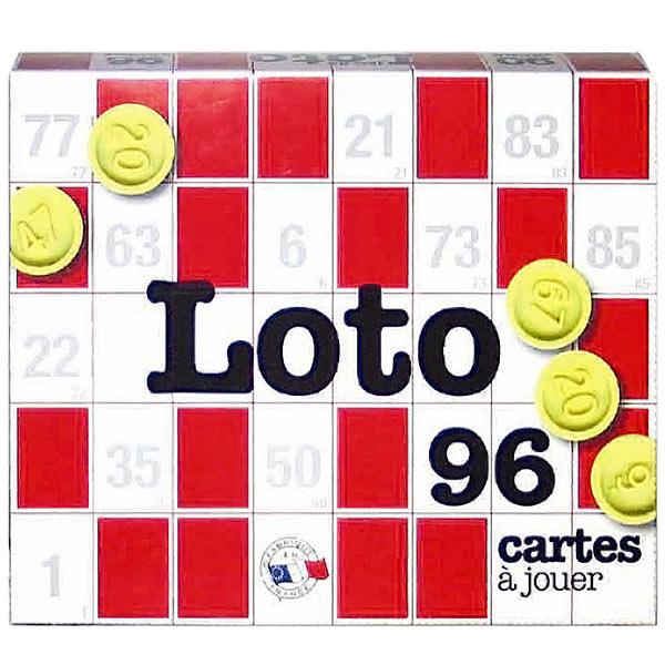 Coffret loto pour 17€