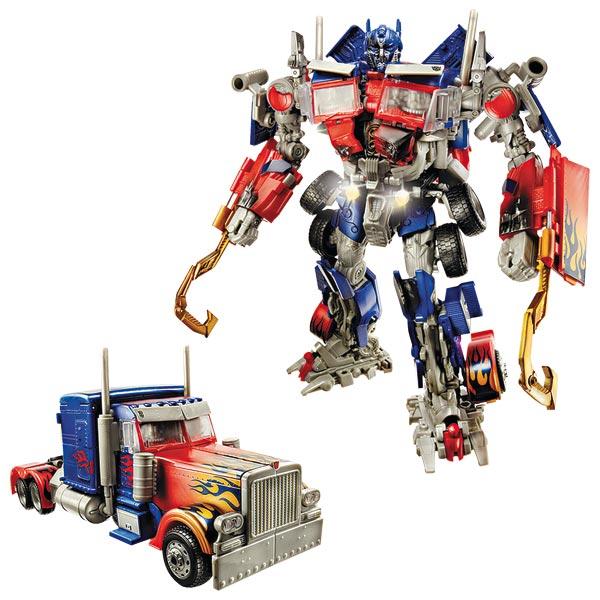 Jouets et jeux Transformers