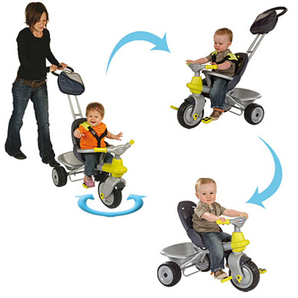 baby too cocooning smoby king jouet v los tricycles smoby. Black Bedroom Furniture Sets. Home Design Ideas