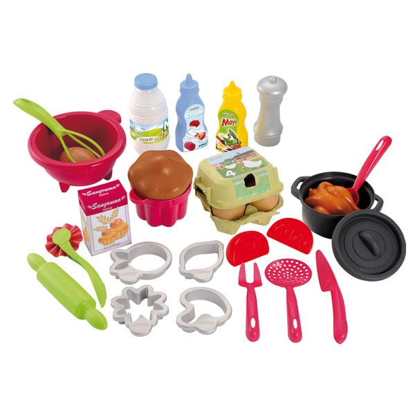 Accessoires cuisine jouet for Jouet dinette cuisine