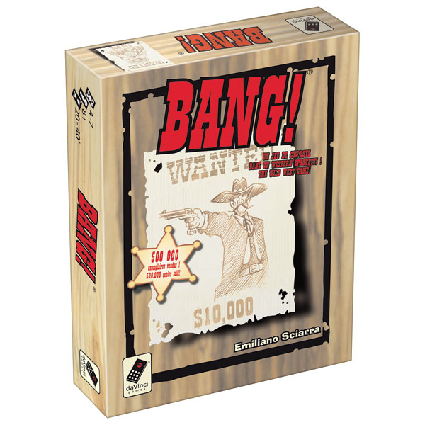 Bang ! pour 21€