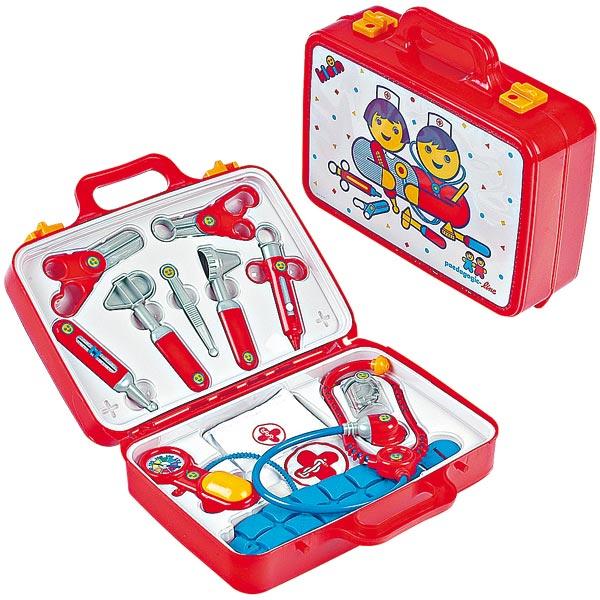 Mallette docteur jouet - Docteur la peluche malette ...